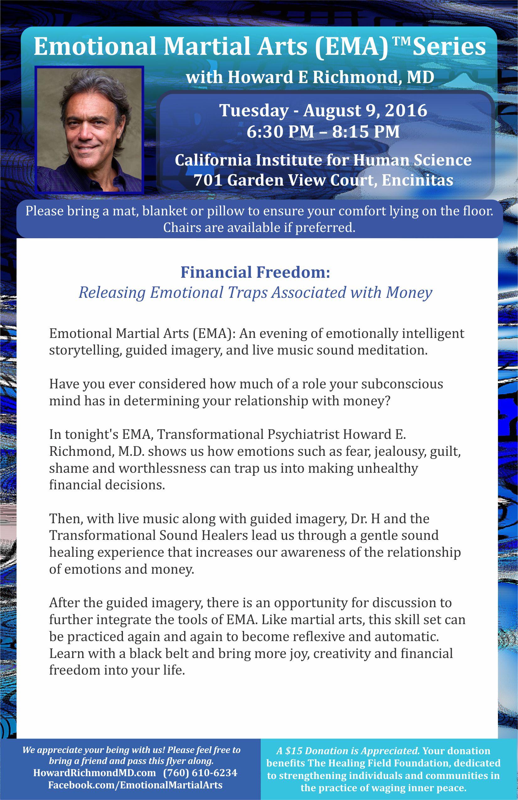 Financial Freedom - half sheet