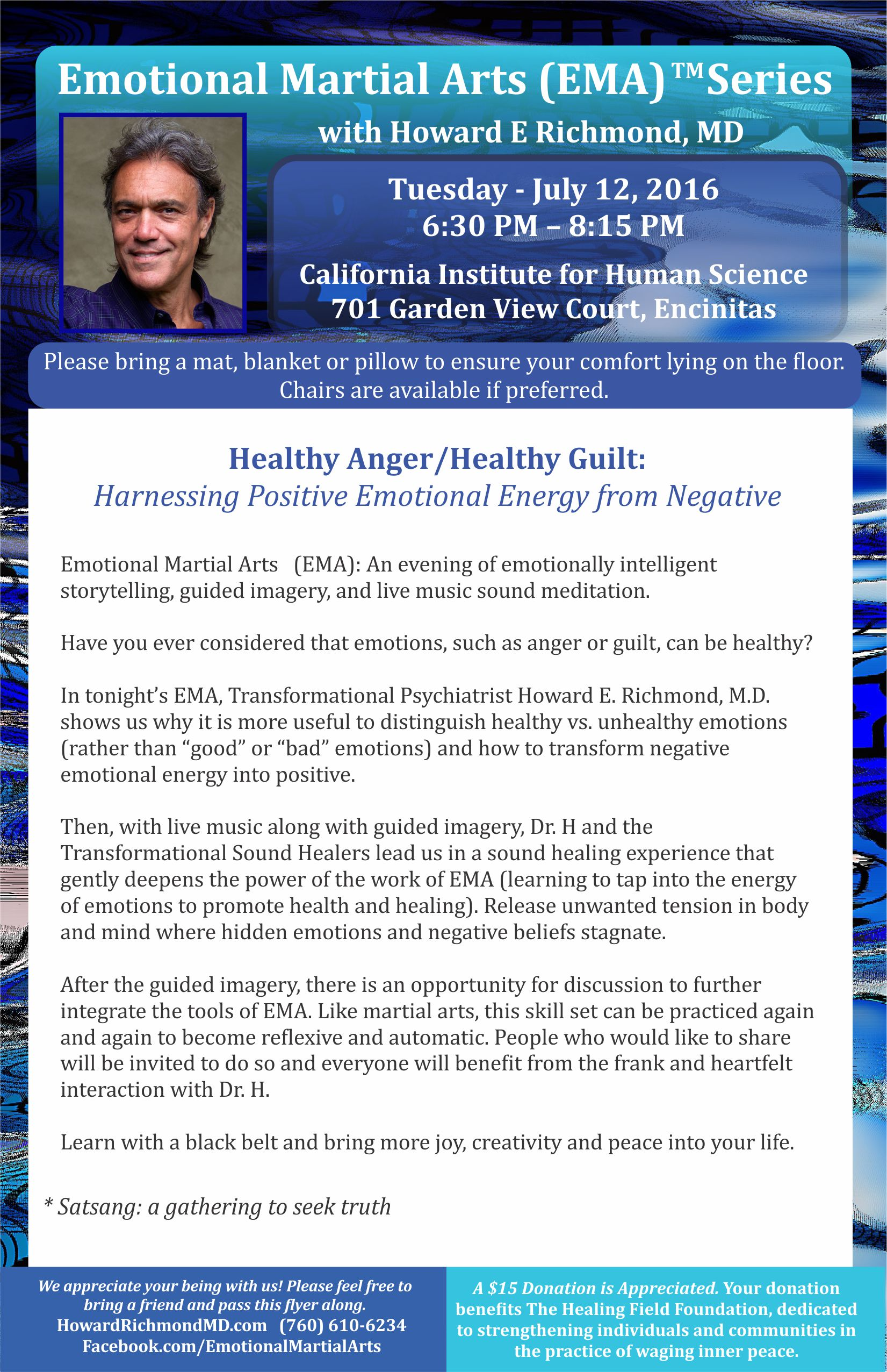 Healthy Anger Healthy Guilt