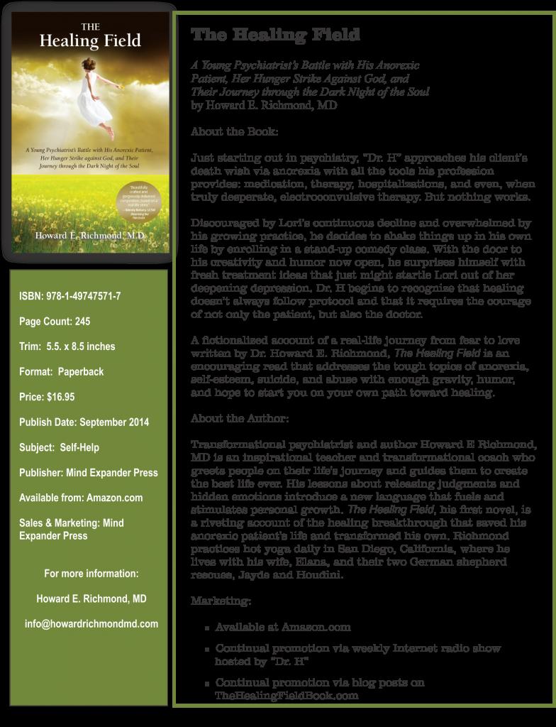 Howard E Richmond - Book One-Sheet