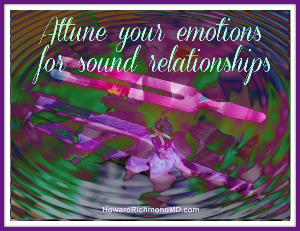 Attune Your Emotions