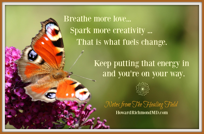 Breathe More Love