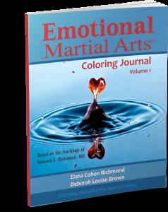Emotional Martial Arts Coloring Journal Volume 1